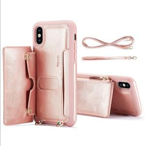 Accessories - iPhone XR Detachable Wallet Case